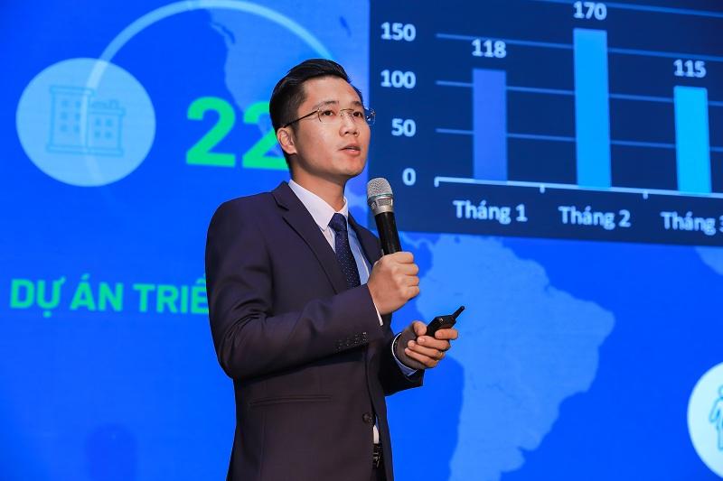 Anh Nguyễn Đức Chính – Phó TGĐ CenLand chia sẻ về kế hoạch phát triển nguồn hàng của CenLand 2020