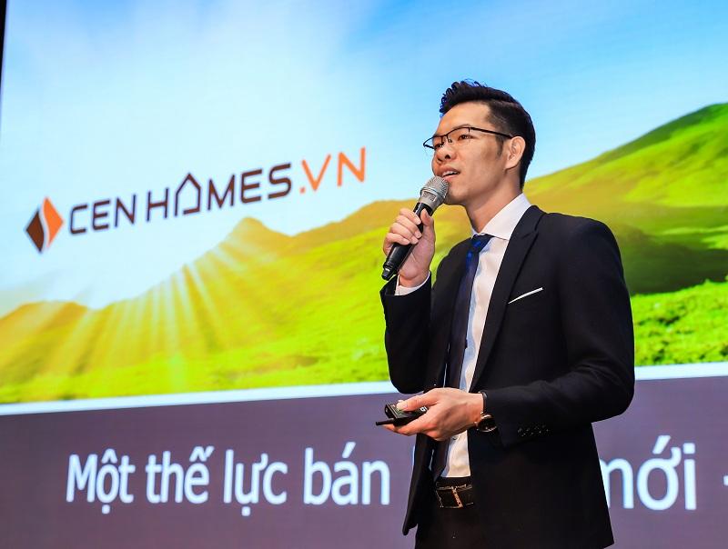 Anh Lâm Văn Huỳnh - Phó TGĐ CenHomes chia sẻ vũ khí phát triển đội bán hàng đặc nhiệm CenHomes
