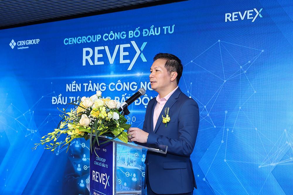 Shark Hưng công bố ký kết đầu tư Revex