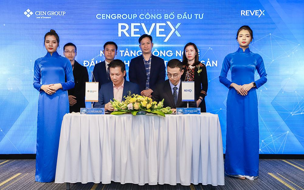 Cengroup công bố đầu tư revex