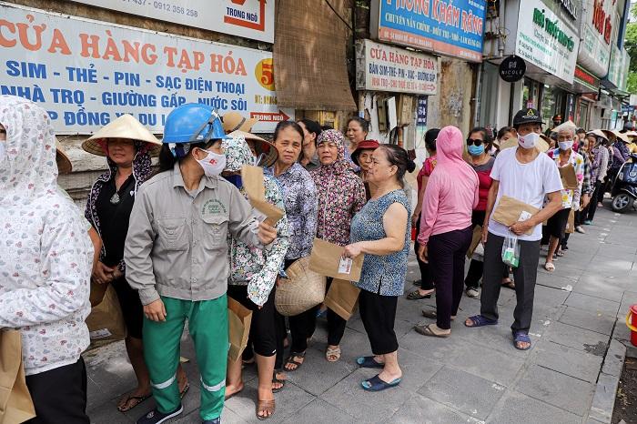 ATM gạo quỹ hành động vì nhân ái