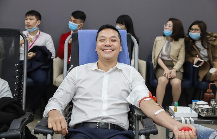 Tổng giám đốc CenHomes - Trần Hoàng Hà