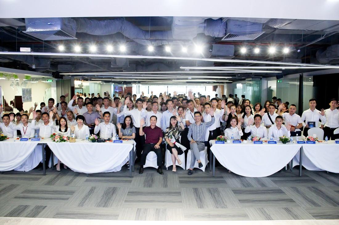 cen group Khai giảng chương trình đào tạo broker 4.0 – con đường môi giới